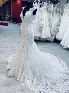 Eklektika eskuvoi ruhaszalon Morilee Couture menyasszonyi ruha kollekciojanak Karisma termekfotoja