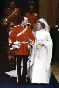 Kiralyi esküvői ruha sorozatunk keretében Anna hercegnőmenyasszonyi ruhája
