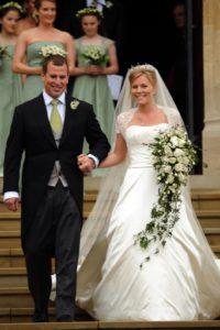 Királyi esküvők sorozat Autumn Kelly