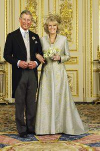 Királyi esküvők sorozat Camilla, Duchess of Cornwall