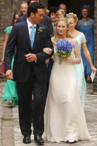 Királyi esküvők sorozat Lady Davina Windsor