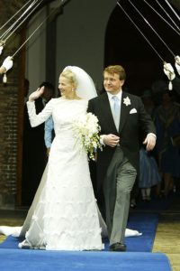 Királyi esküvők sorozat Mabel Wisse Smith