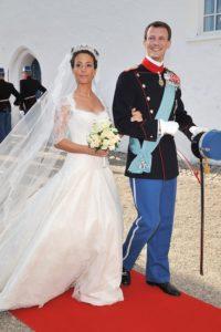 Királyi esküvők sorozat Princess Marie of Denmark