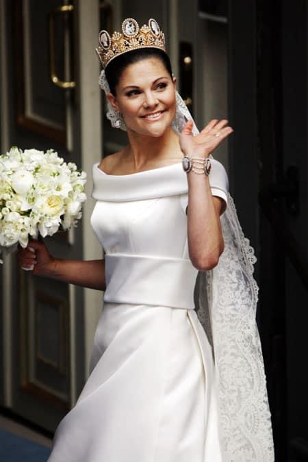 Királyi esküvők sorozat Princess Victoria