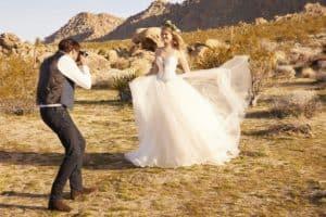 Tüll esküvői ruha az igazi álmodozóknak! Romantkus, elegáns, de mégis fiatalos kollekció az Eklektika esküvői ruhaszalonban! A fotón a Morilee 2020 évi kollekciójának image képe látható